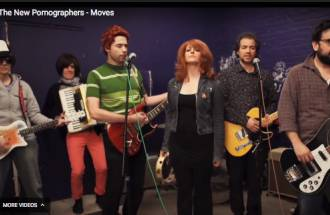 A Band That's As Much Fun As The B-52s