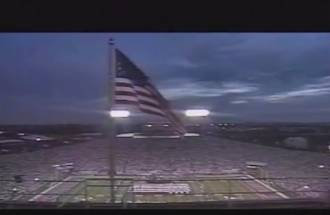 "Whitney Houston Sings ""The Star-Spangled Banner"""