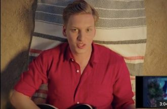 "George Ezra's ""Shotgun"" has almost 30-million YouTube views.  Check it out."