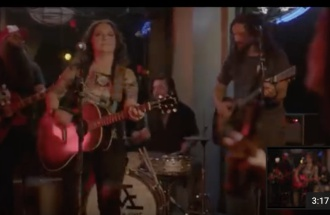 "For (pretty hard-core) Country Fans:  Ashley McBryde, ""Girl Goin' Nowhere"""