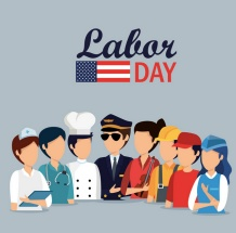Today is Labor Day