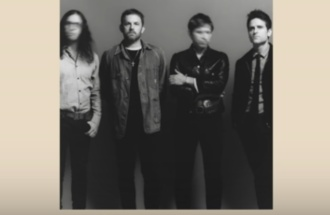 Kings of Leon to Release New Album Next Month, Their First in Five Years