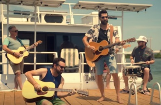 """OMG, It's """"Good Ol' Boy"""" Country…on a Boat!"""