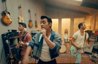 Cool, Groovy, and Smooth:  The Jonas Brothers Have A New Hit